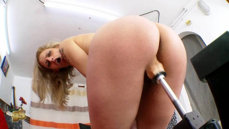 Hot Sex Machine Exclusive Hardcore Fucking Porn Video !